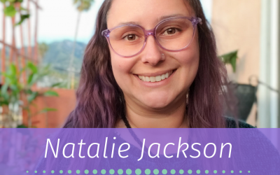 Introducing Natalie Jackson, Plant Detective!